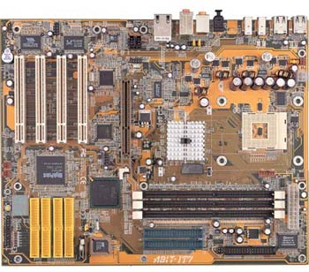 Abit IT7 Socket 478 Motherboard
