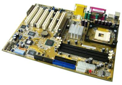 Asus P4B266 motherboards