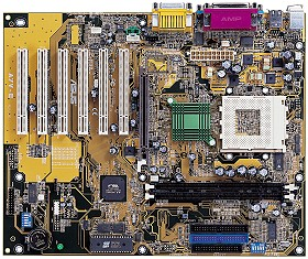 asus a7ve motherboards