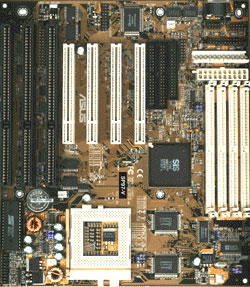 baby at motherboard with 3 isa slots, asus sp97-v, baby at mainboard with isa slot