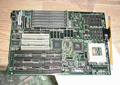 FIC PA-2000 Motherboard socket 7 at motherboard