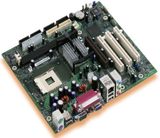 Intel D845GRG Socket 478 Motherboard