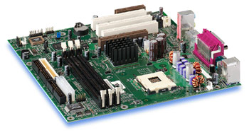 Intel D845HV 478 Pin Motherboard