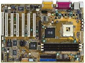 Asus P4S333 motherboard