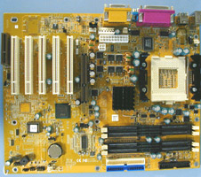 Shuttle AT31 motherboard