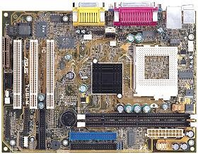 Asus TUSI-M Micro ATX Motherboard for Socket 370 CPU