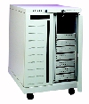 Bex-HD-20S68 20 Bay SCSI Tower Front