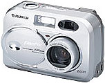 fuji     finepix 2600 digital camera