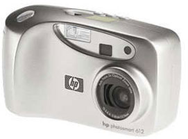 hp photosmart 612xi digital camera