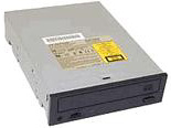 Lite On LTR-52246S 52x24x52x IDE Black CD-RW Drive