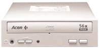 Acer CD-656A 56x CD-ROM Drive, Acer CD-656A , CD-ROM Drives