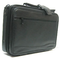 IBM tp39630 black leather laptop case for ibm thinkpad 560 and other laptops