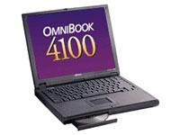 Hewlett Packard Omnibook 4100 Notebook / Laptop Computer