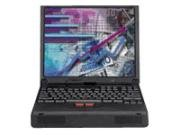 IBM Thinkpad 380z, used laptop with windows 95, serial port and floppy drive,