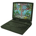 Toshiba Tecra 8000 used laptop