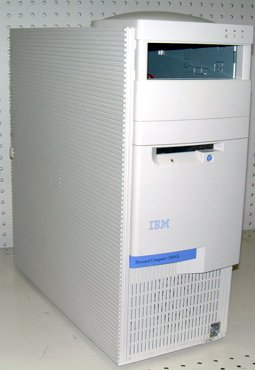 ibm pc 300gl system, used computer