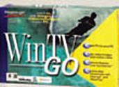 wintv go with fm radio tv tuner