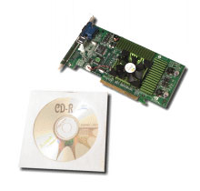 visiontek xstay 6964 64mb agp video card