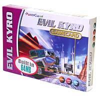 evil kyro 64mb agp video card