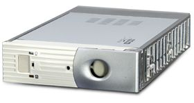 mobile dock for ide hard drives, removable frame and tray, drive module, data carrier, usb, firewire, scsi