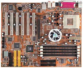 abit kd7-raid motherboard, abit socket a motherboards, motherboards based on via kt400 chipset
