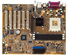 Asus A7V8X-X Motherboard